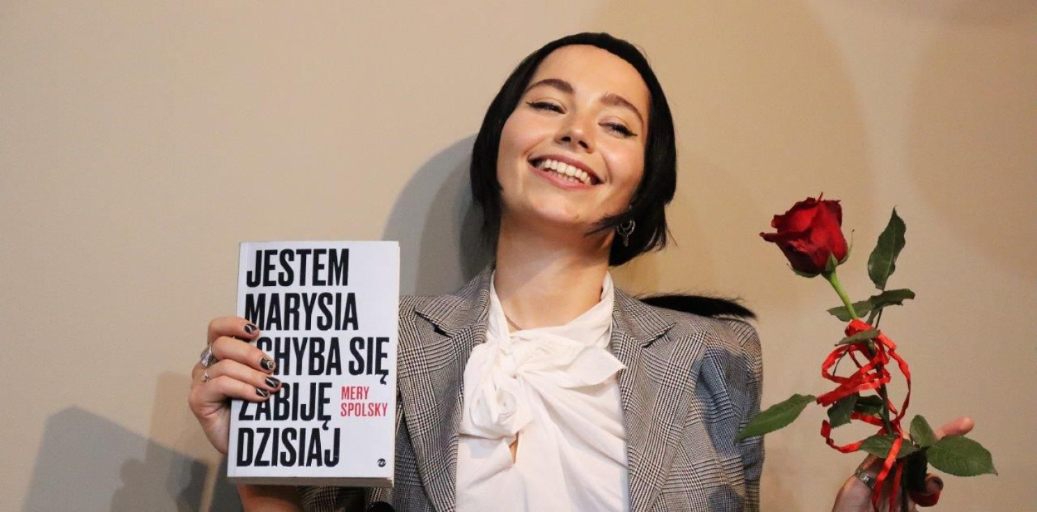 Inowrocław - To było energetyczne spotkanie z Mery Spolsky