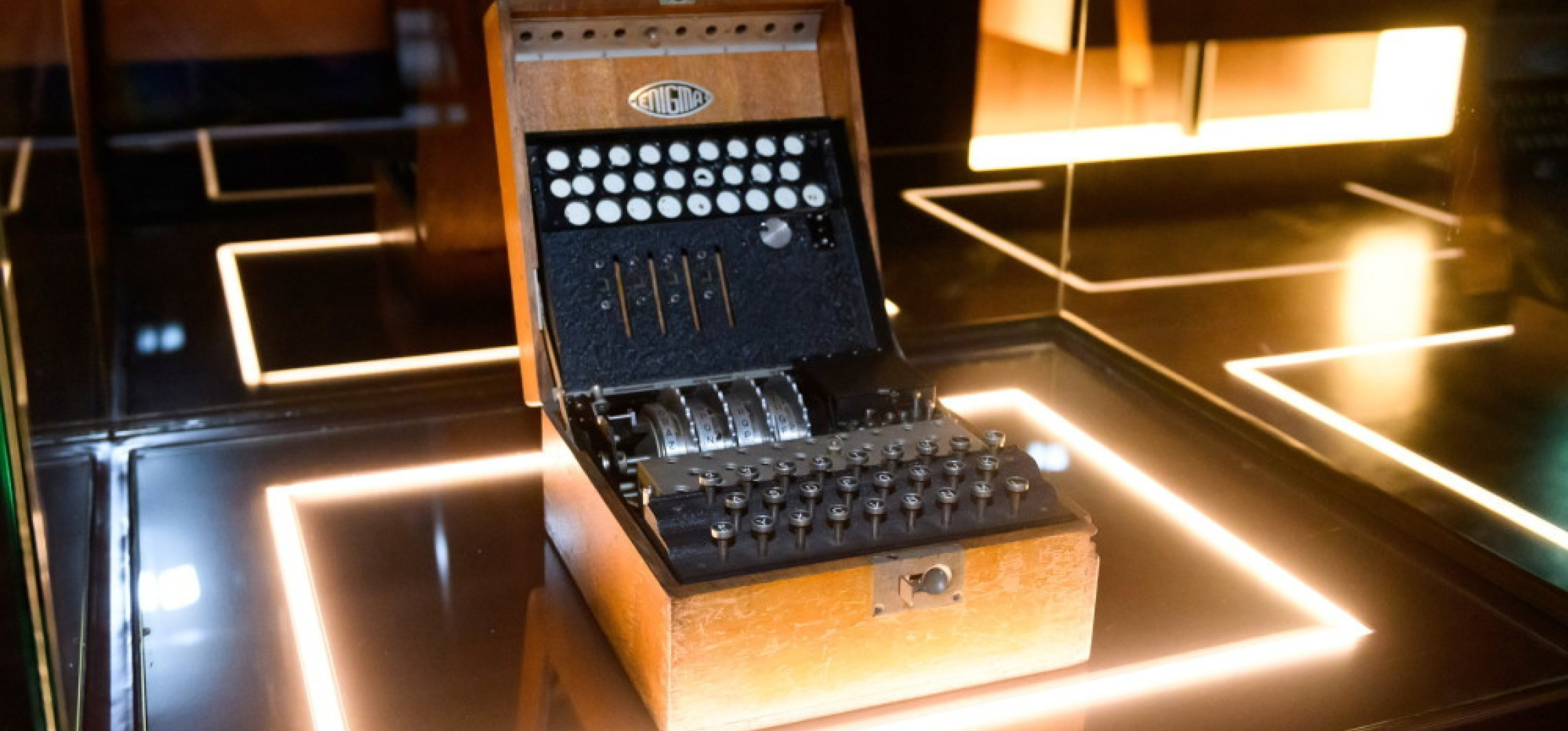 W Poznaniu otwarto Centrum Szyfrów Enigma prezentujące historię i dokonania polskich kryptologów