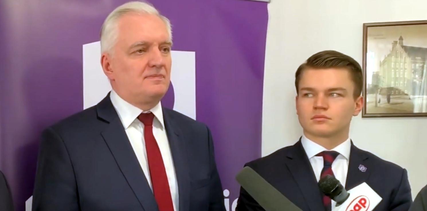 Inowrocław - Były wicepremier przyjedzie do Inowrocławia