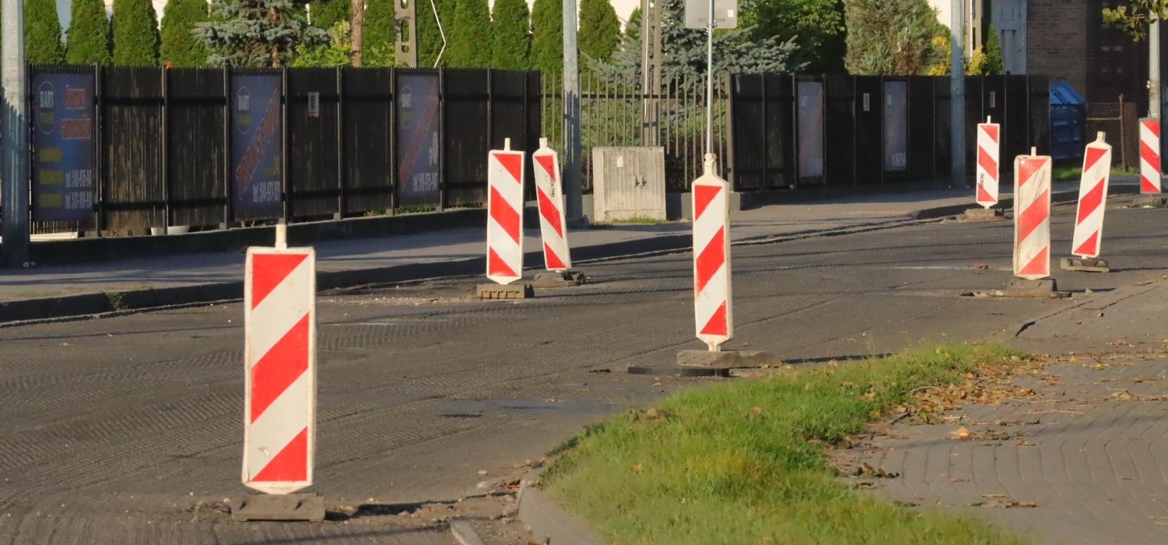 Inowrocław - Gorący okres na drogach. Tu trwają prace