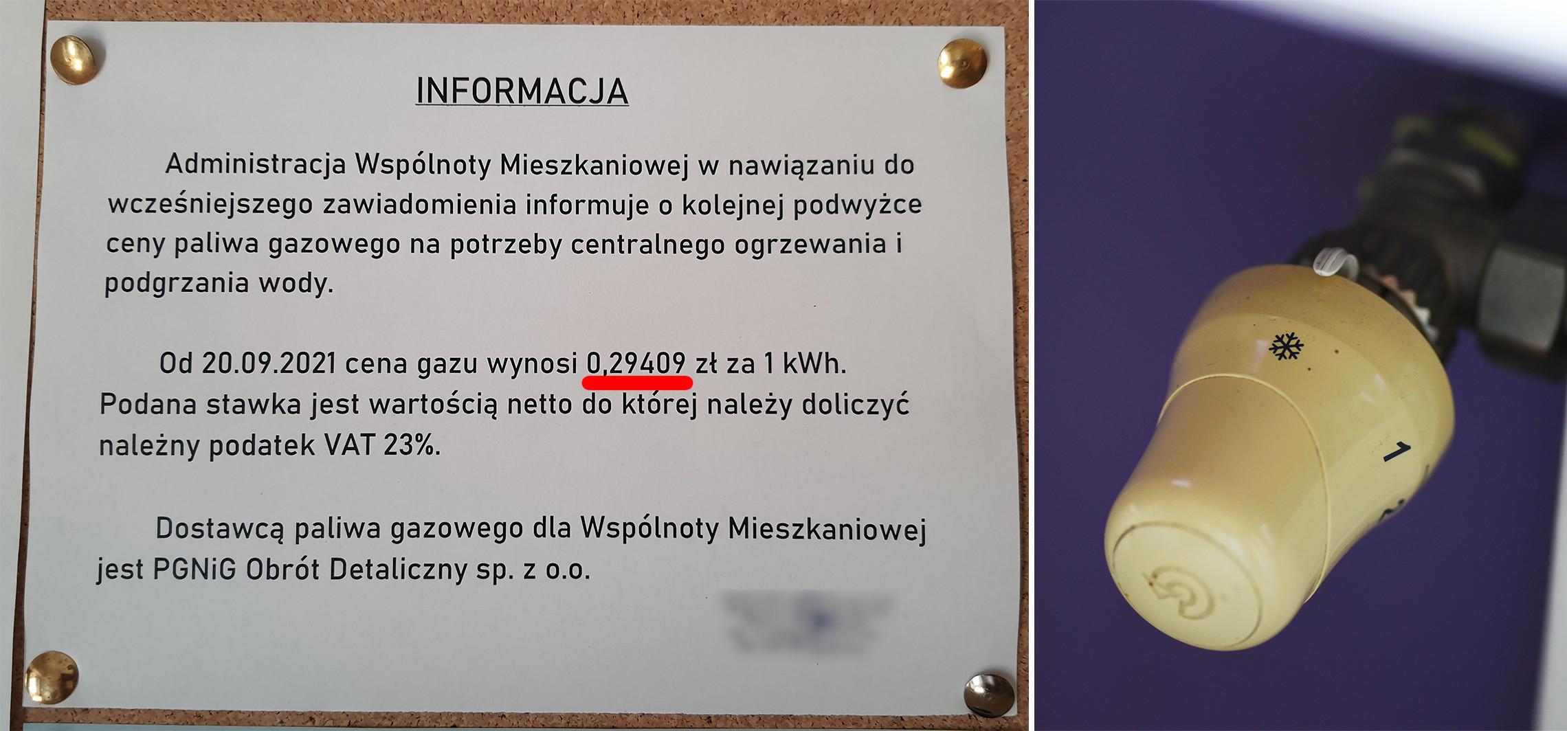 Inowrocław - 50% podwyżka cen gazu? Jest dużo gorzej