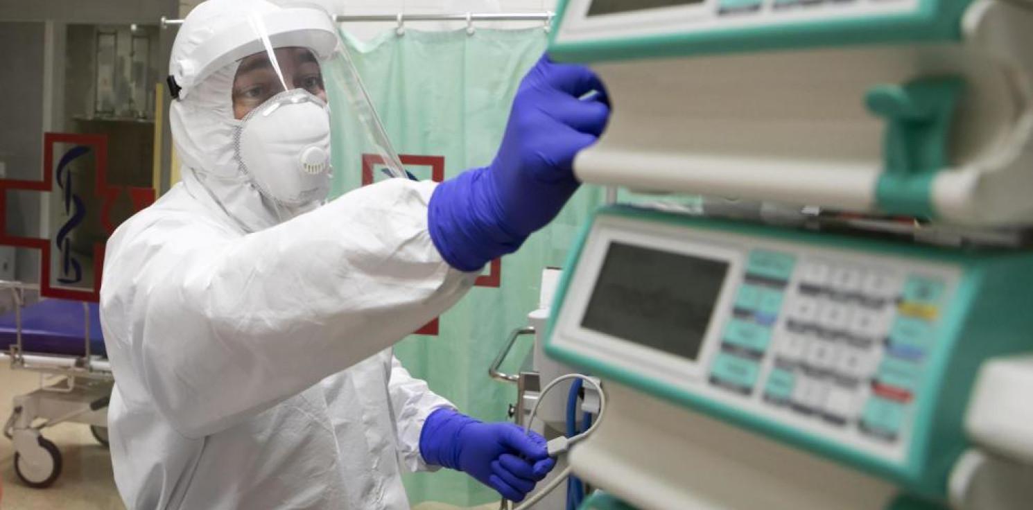 Kraj - Ministerstwo Zdrowia: 1344 nowe zakażenia, zmarły 23 osoby z COVID-19