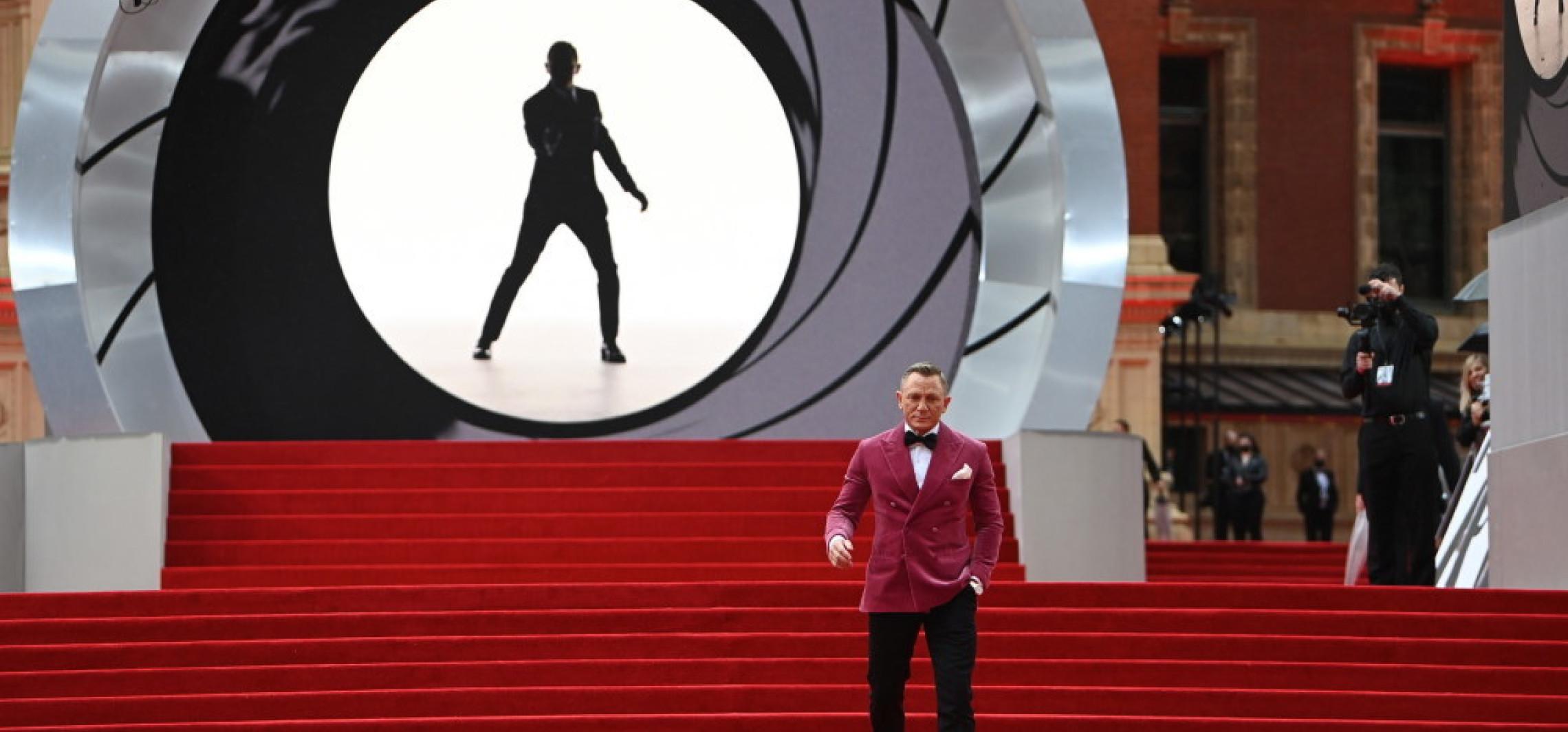 Daniel Craig dzięki graniu Bonda zerwał z nałogowym graniem na konsoli