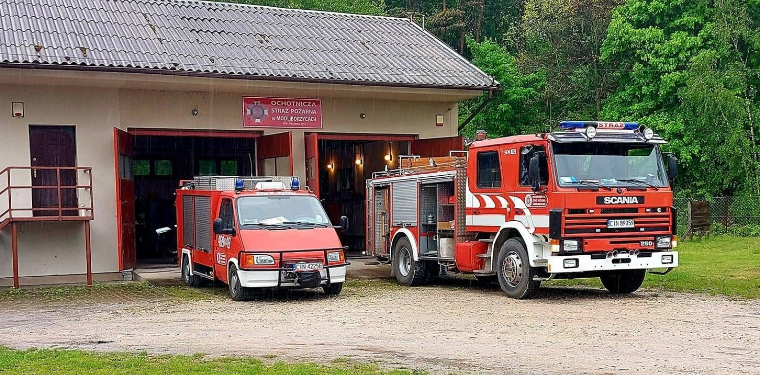 Region - Pokażą jak wygląda praca strażaka