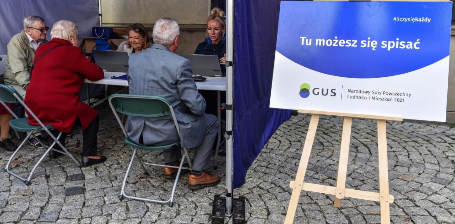 Kraj - GUS: wystawiliśmy ponad 300 zgłoszeń na policję za odmowę wzięcia udziału w Narodowym Spisie Powszechnym