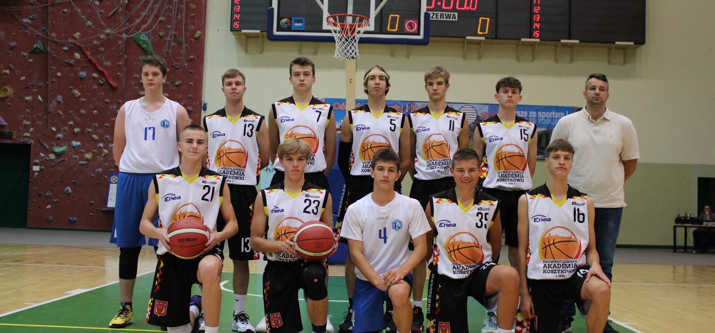 Inowrocław - Klub z Inowrocławia zgłosił dziesięć drużyn na sezon