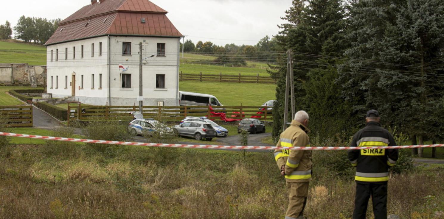 Kraj - Dolnośląskie: w kompleksie przykościelnym w miejscowości Pomocne znaleziono zwłoki księdza