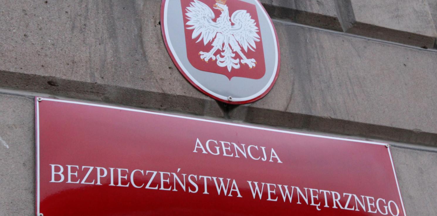 Kraj - Żaryn: ABW zatrzymała obywatela Polski, któremu przedstawiono zarzut szpiegostwa na rzecz białoruskiego wywiadu