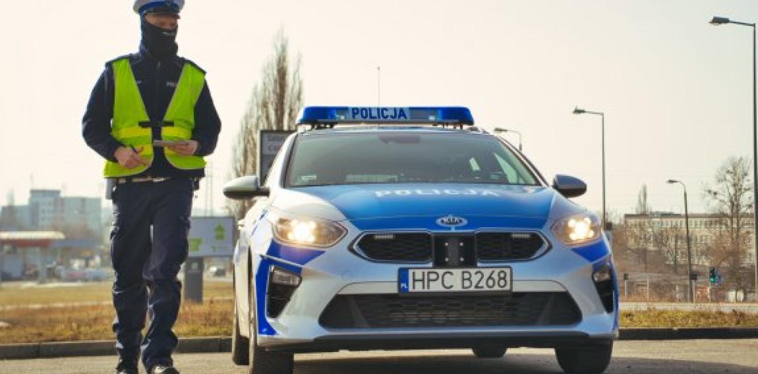 Inowrocław - Policjanci wzięli pod lupę rowerzystów
