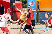 Plażowy turniej oficjalnie rozpoczęty