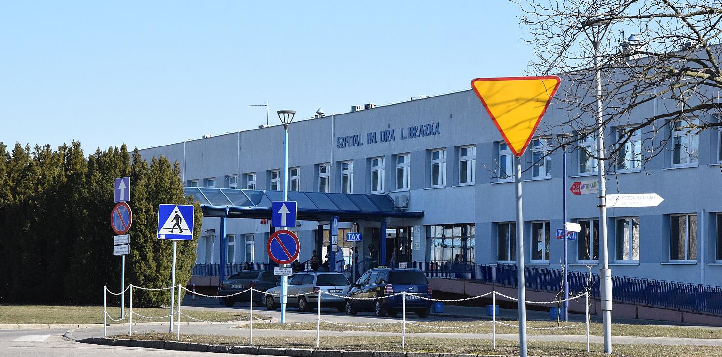 Inowrocław - Inowrocławski szpital w tarapatach finansowych