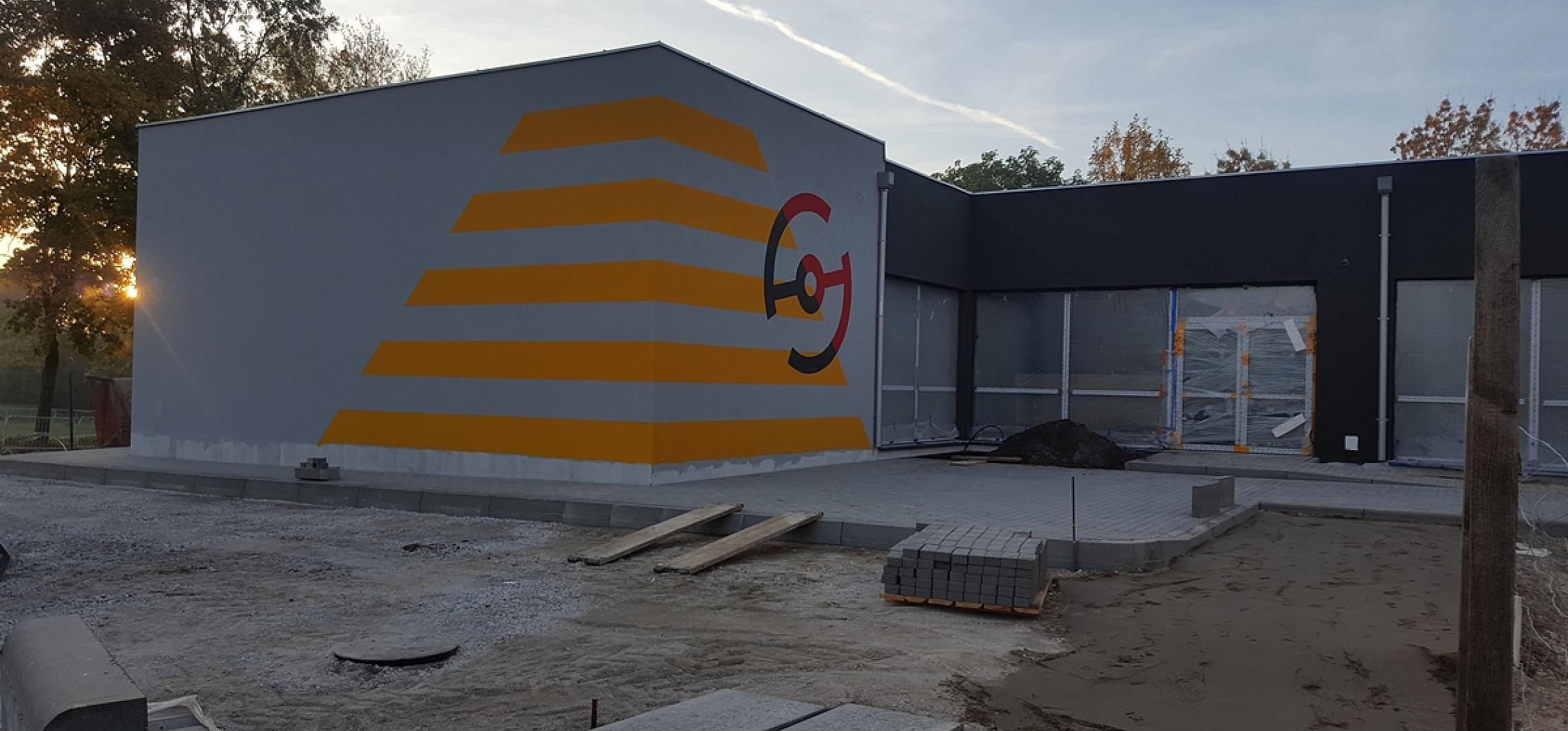Inowrocław - Nowa siedziba WORD rośnie w szybkim tempie