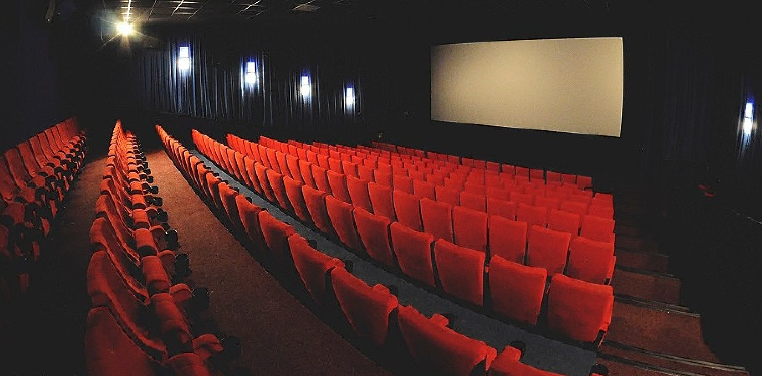 Inowrocław - Kino szykuje się do otwarcia
