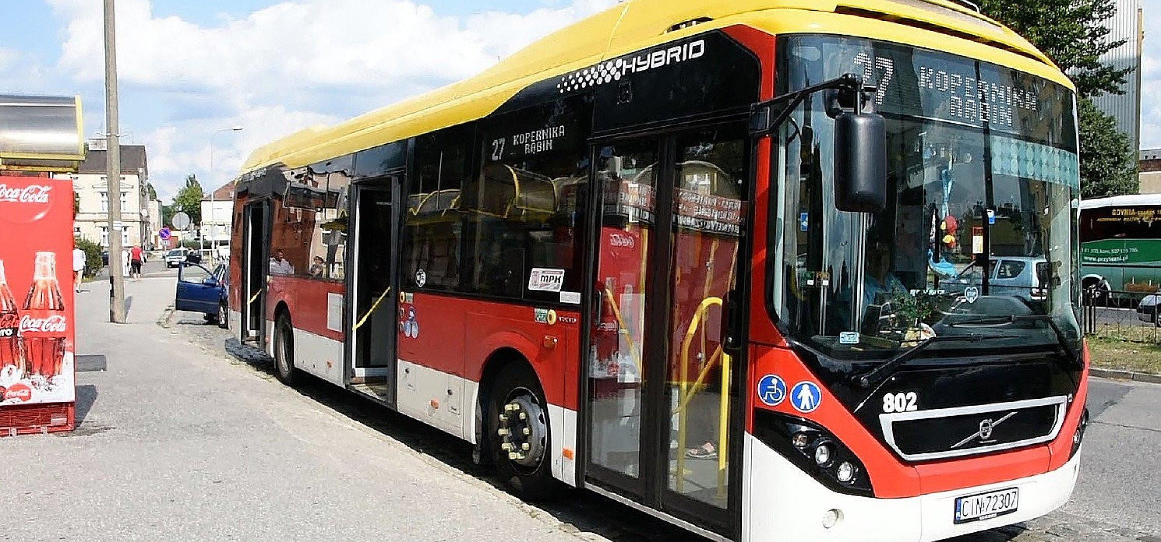 Inowrocław - Dzisiaj autobusem pojedziesz za darmo