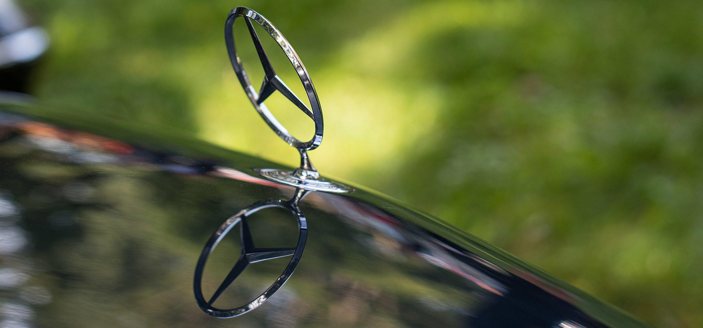 Do Pakości zjechały Mercedesy i nie tylko