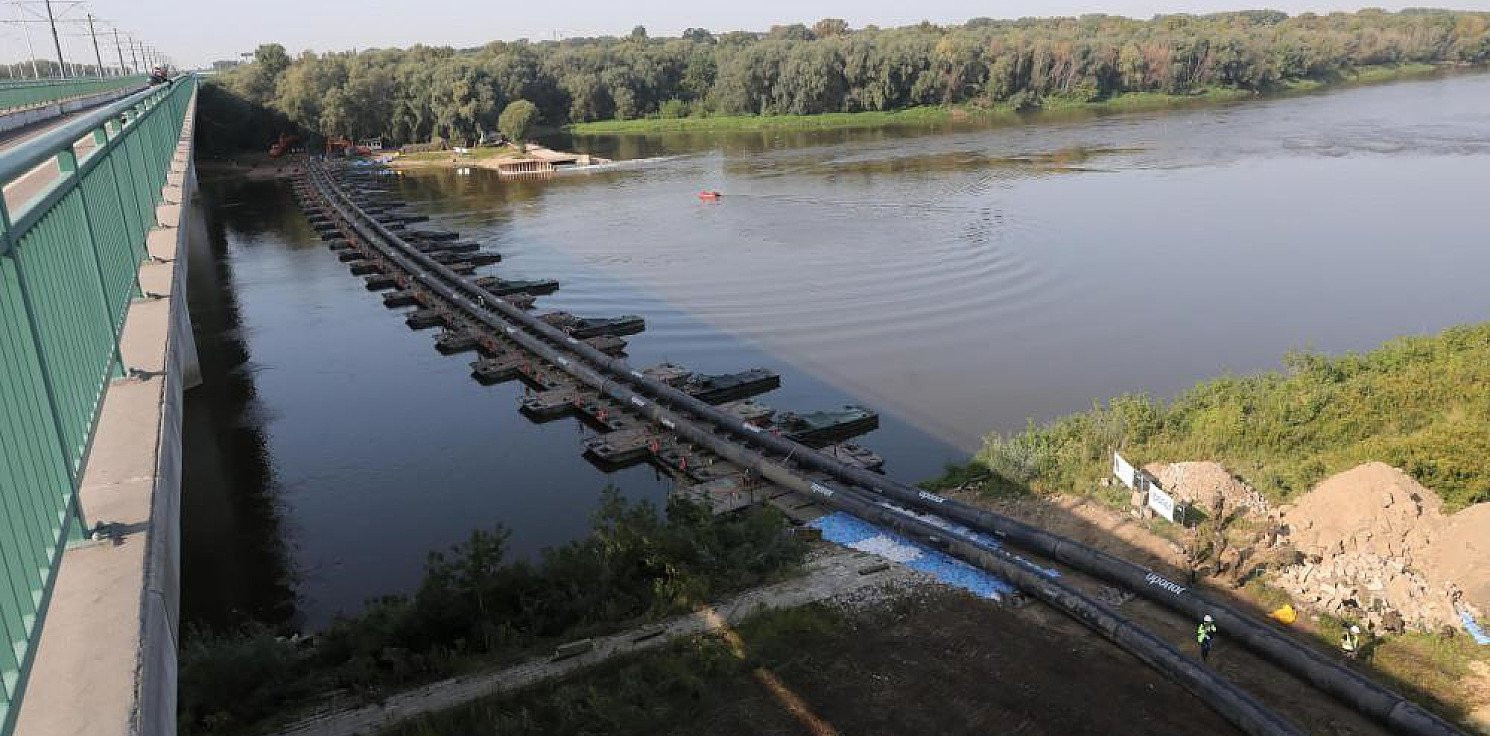 Kraj - Warszawa: próbny przesył ścieków może potrwać do 72 godzin