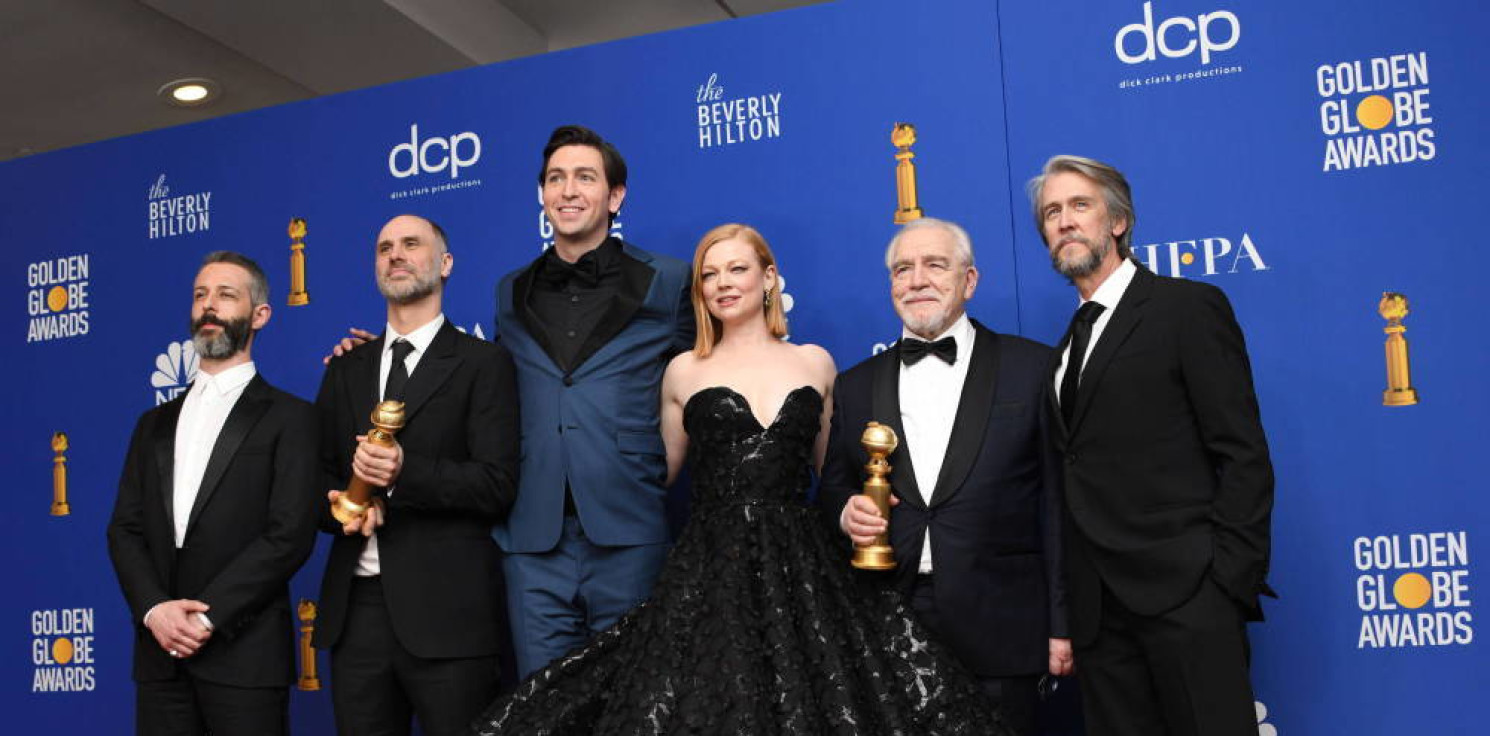 """Świat - Nagrody Emmy: """"Sukcesja"""" najlepszym serialem dramatycznym"""