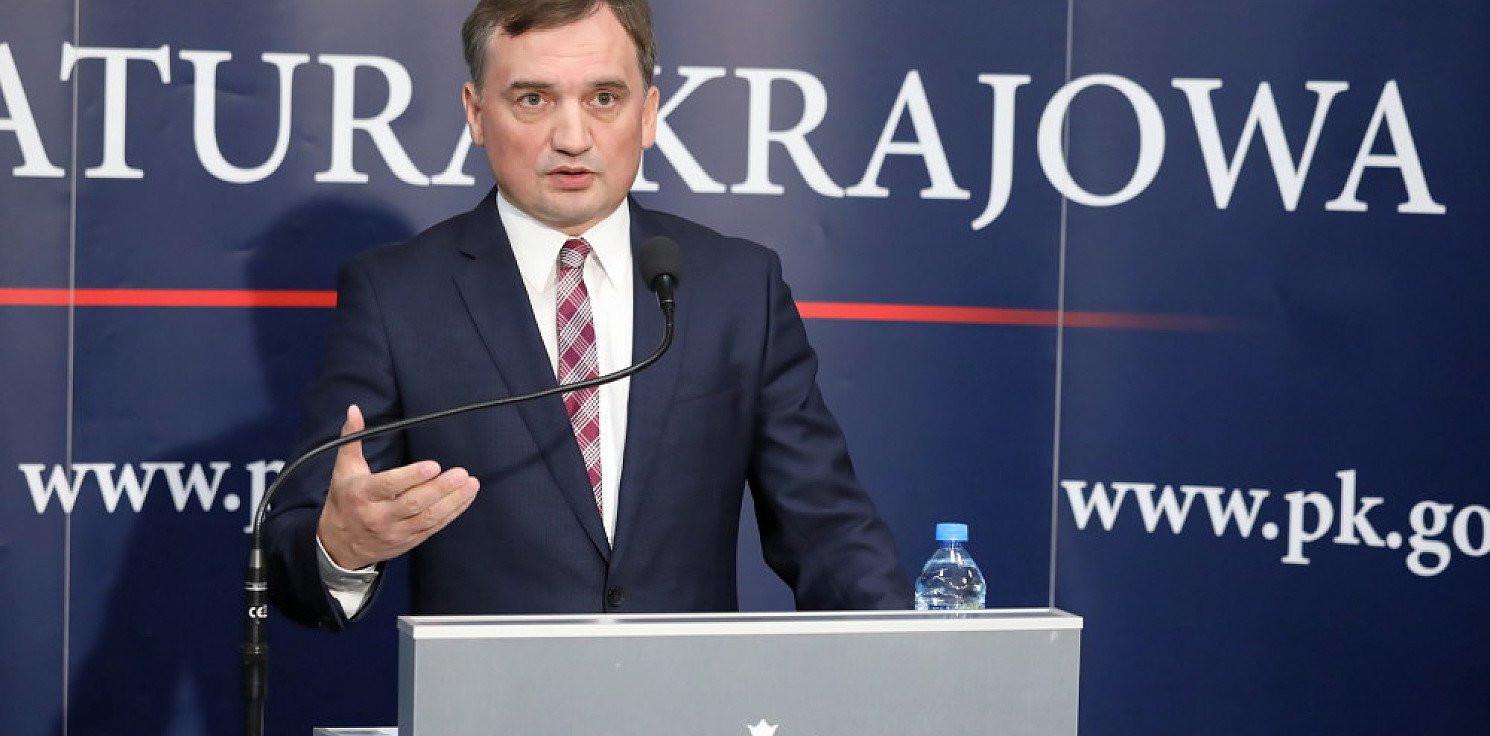 Kraj - Ziobro: prokuratura postawi zarzuty Leszkowi Cz.