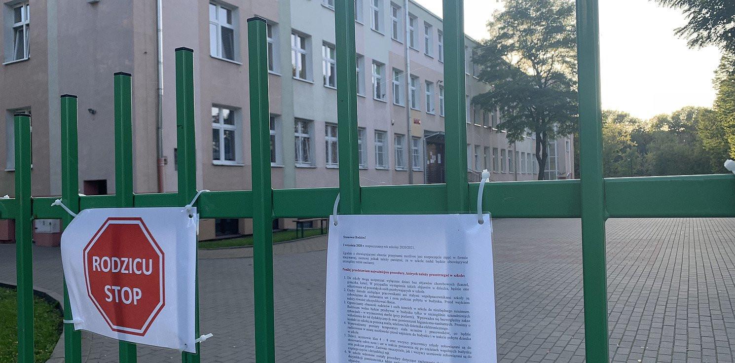 Inowrocław - COVID-19 w podstawówce. Klasa objęta kwarantanną (akt.)