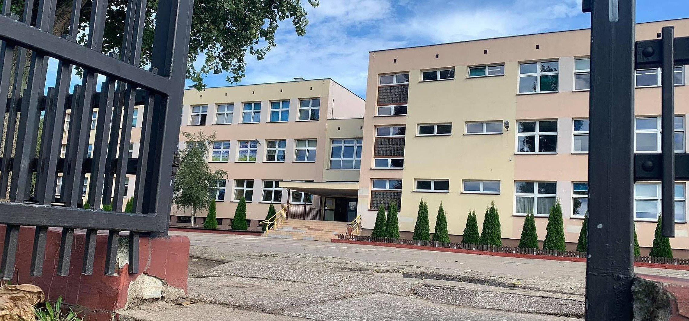 Inowrocław - Kwarantanna w kolejnej inowrocławskiej szkole