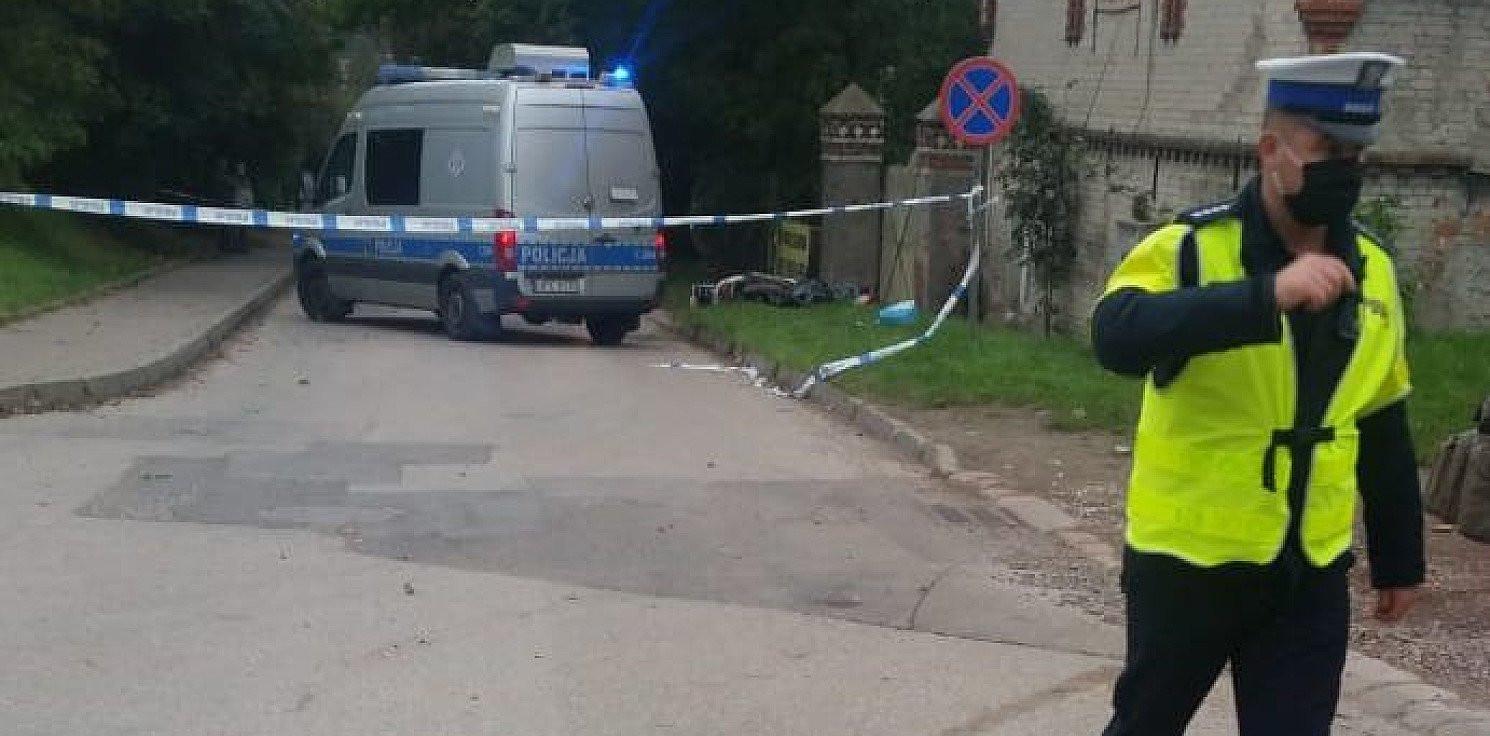 Kujawsko-Pomorskie - Dramatyczny wypadek w Chełmży. 2 osoby nie żyją