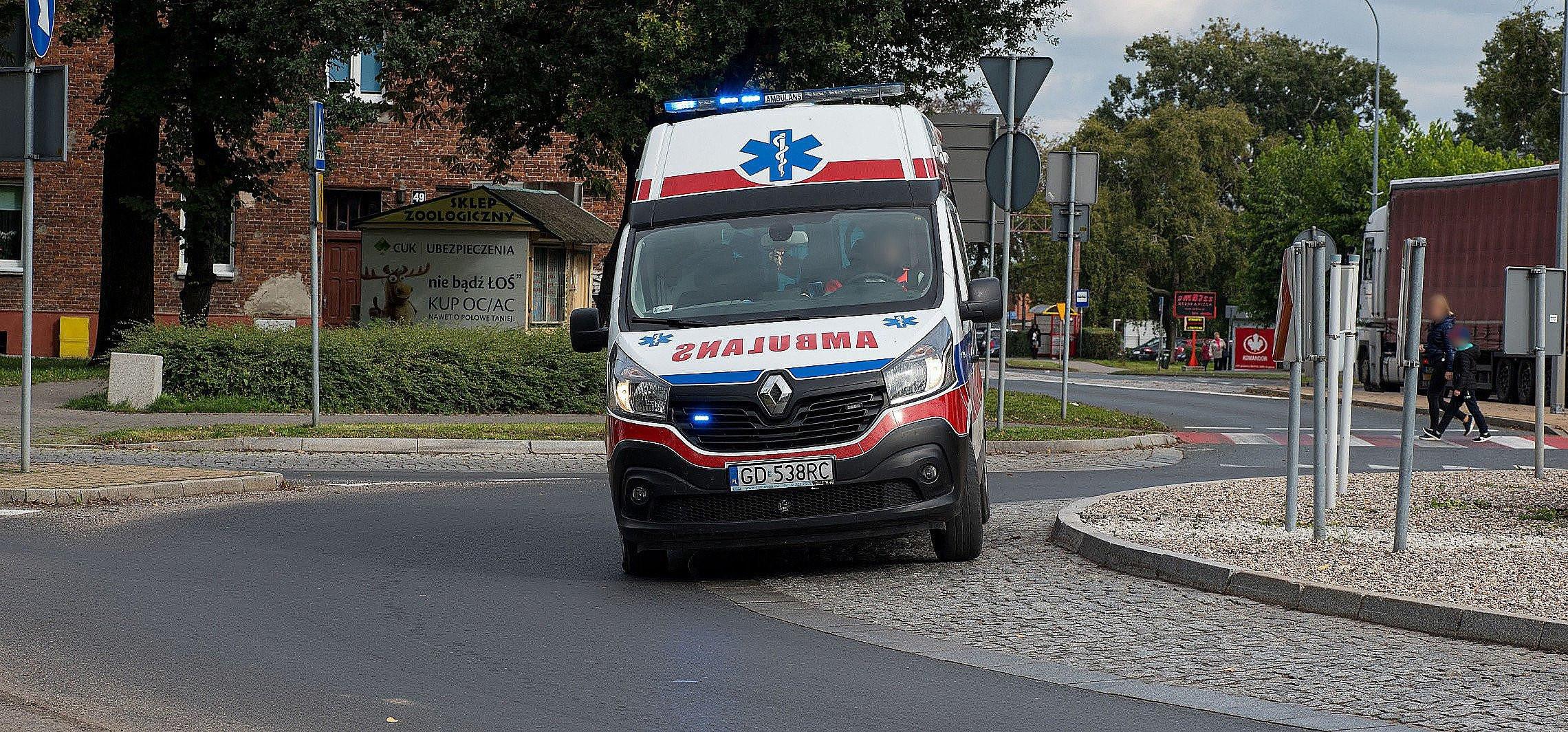 Inowrocław - Śmiertelny wypadek w zakładzie pracy