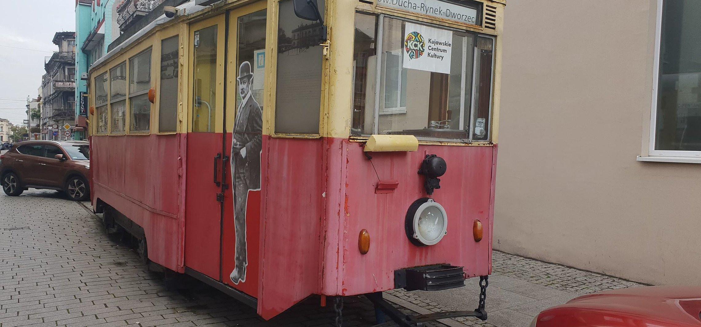 Inowrocław - Wroński: fatalny stan tramwaju