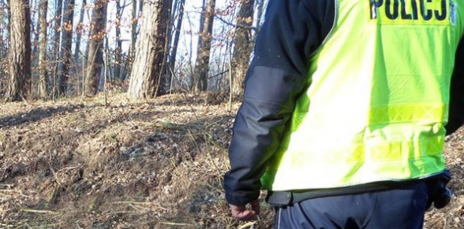 Kujawsko-Pomorskie - Wyprowadzili grzybiarzy z lasu