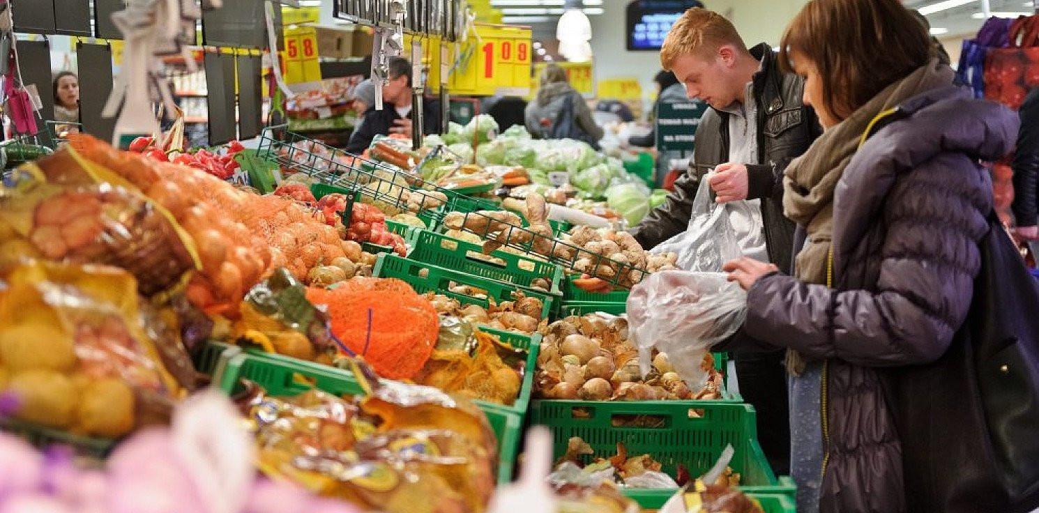 Kraj - Deloitte: przez COVID-19 wydatki na żywność mogą być coraz wyższe