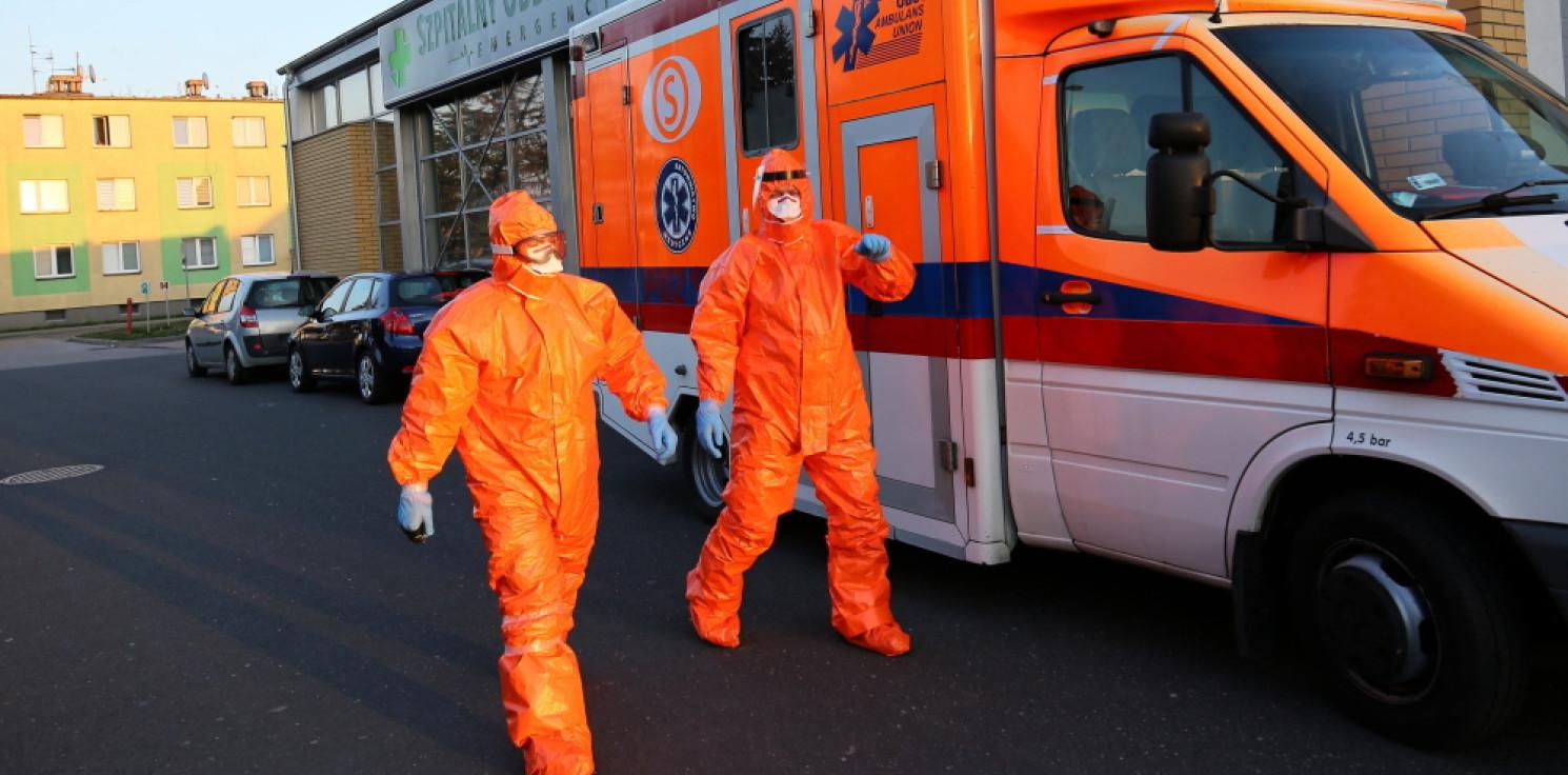 Kraj - MZ: 9622 nowych zakażeń koronawirusem - to najwięcej zakażonych od początku epidemii; zmarły 84 osoby