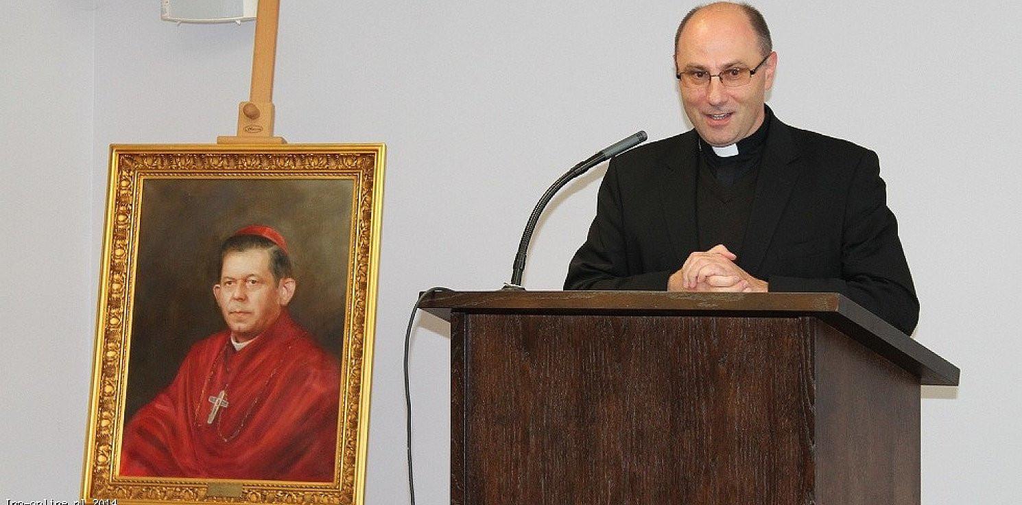 Region - Prymas na kwarantannie, biskup w szpitalu