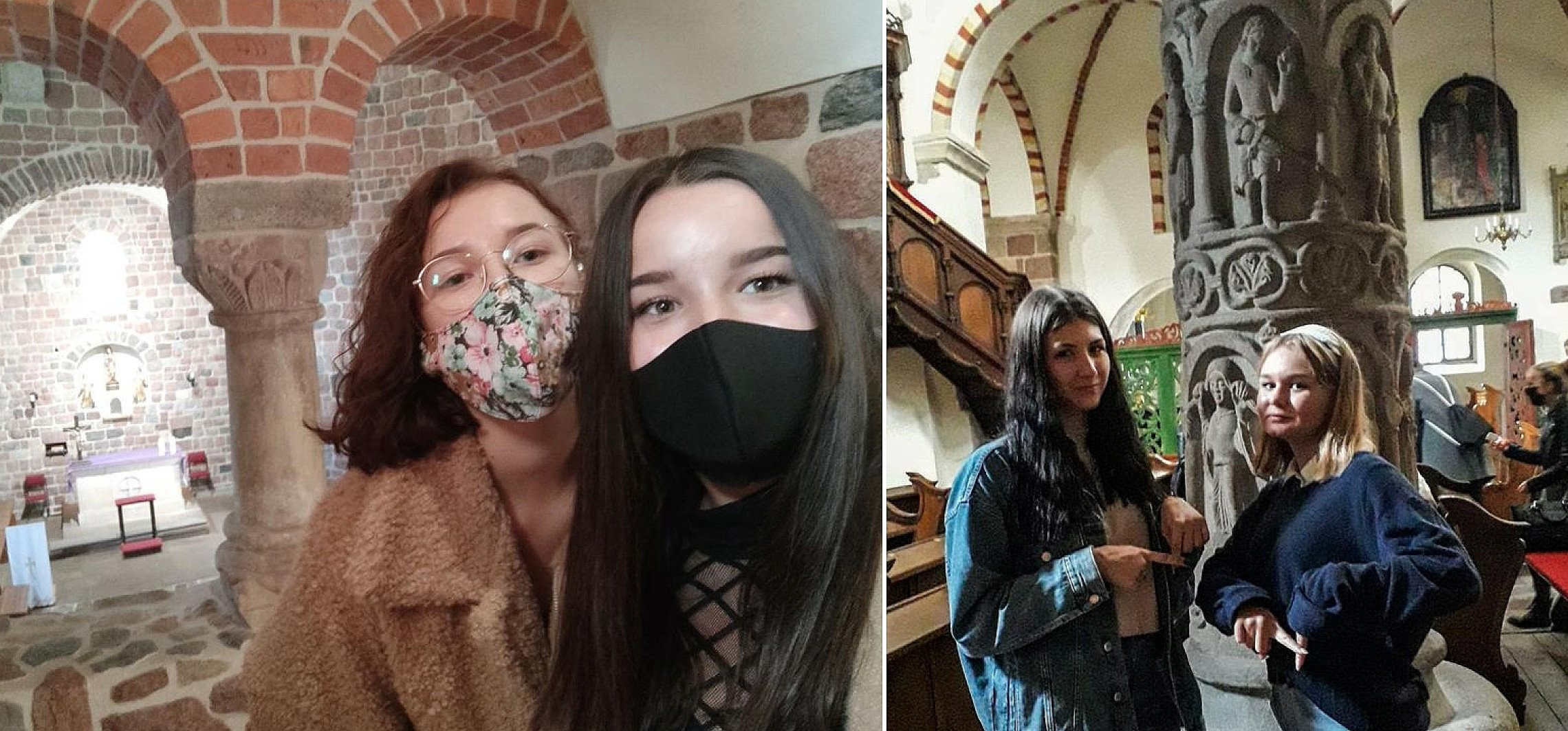 Inowrocław - Opuścili szkolne mury by poznawać sztukę