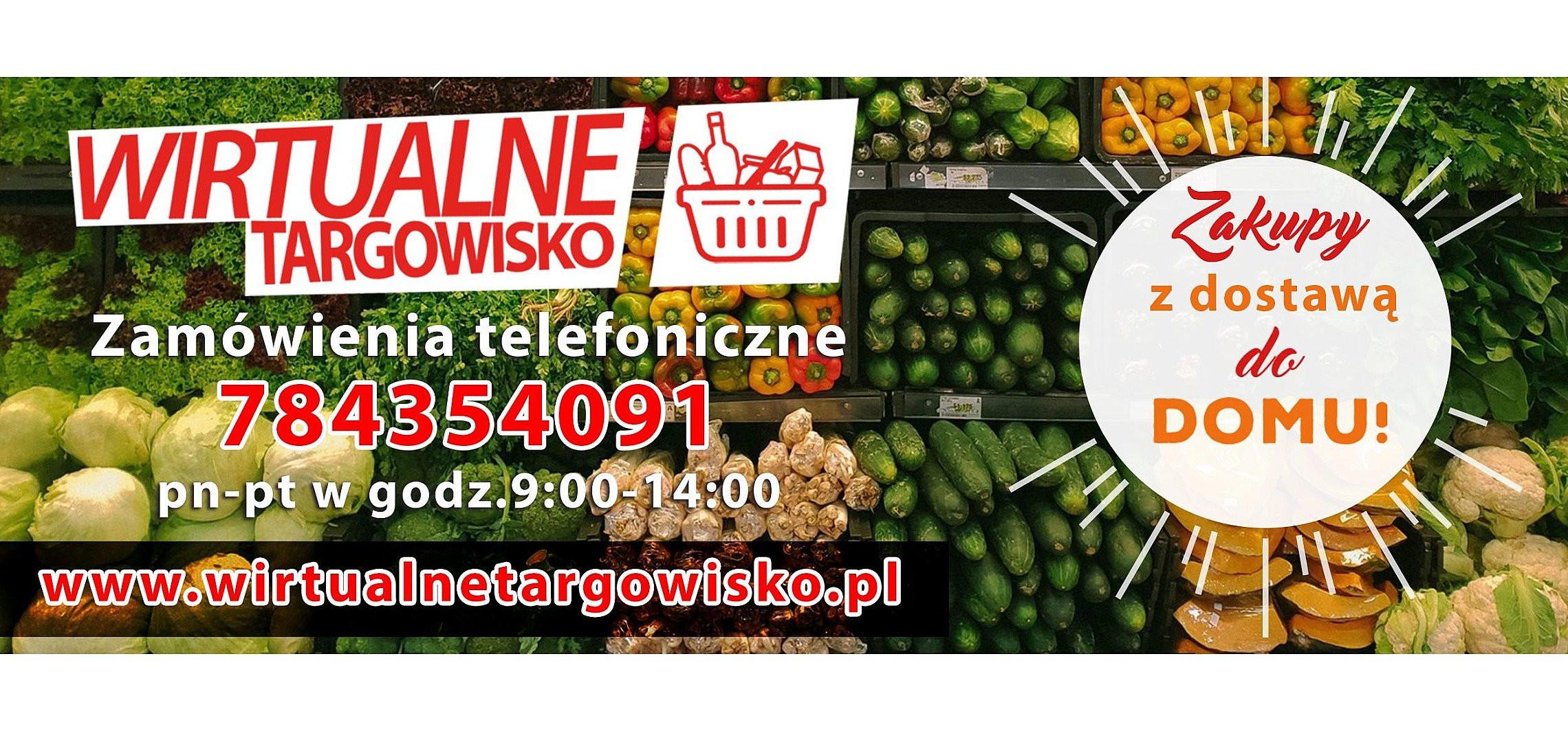 Inowrocław - Zmiany i nowości na Wirtualnym Targowisku
