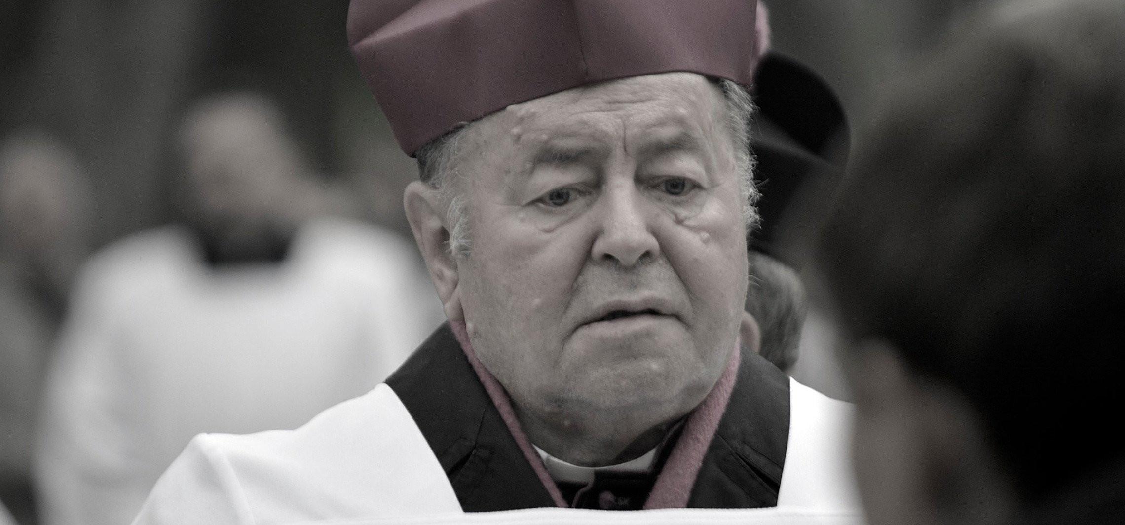 Region - Zmarł bp Bogdan Wojtuś. Miał koronawirusa