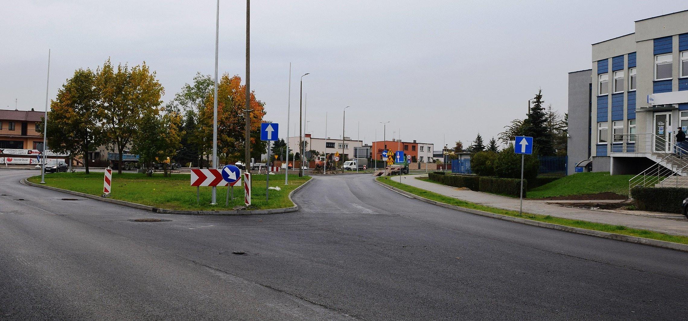 Inowrocław - Uwaga kierowcy! Jutro zamkną ul. Górniczą