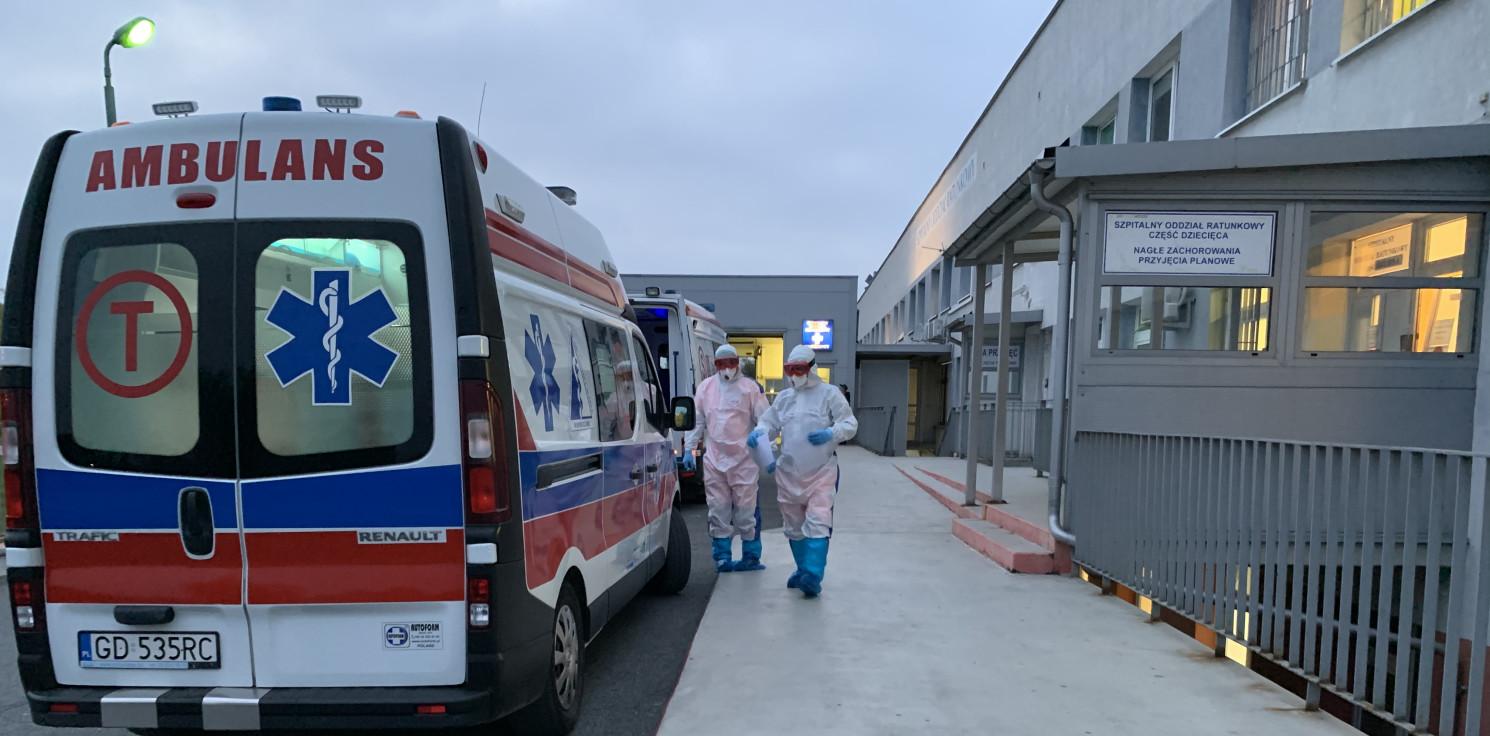 Inowrocław - Ponad 30 zakażeń koronawirusem w szpitalu