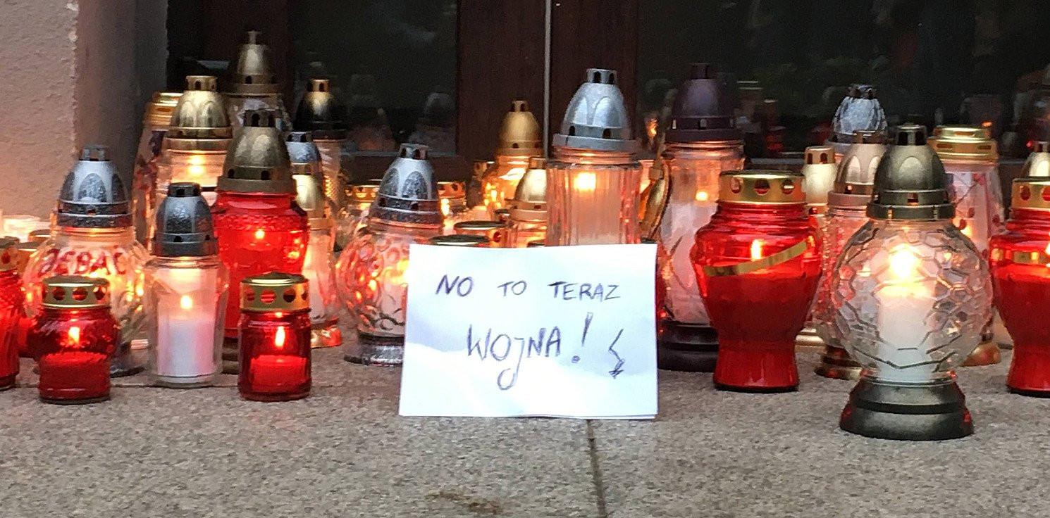 Kraj - KGP: W piątek w kraju 91 zgromadzeń - protestów przeciw decyzji TK