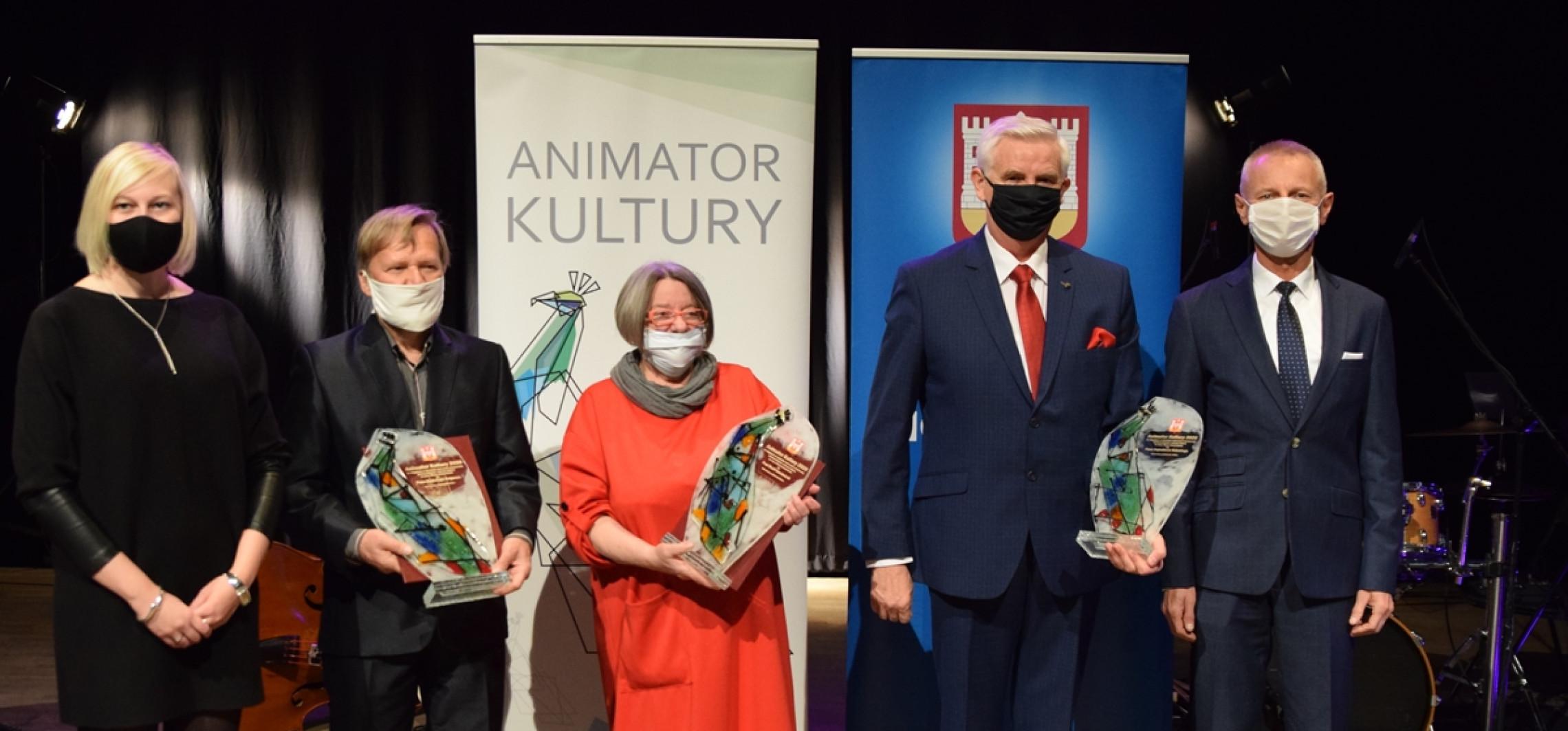 Inowrocław - Poznaliśmy Animatorów Kultury 2020