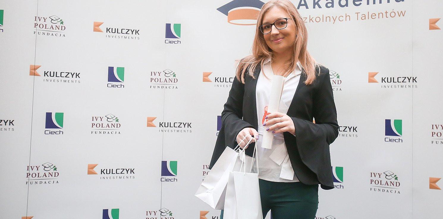Inowrocław - Absolwentka I LO prowadzi badania naukowe w Anglii