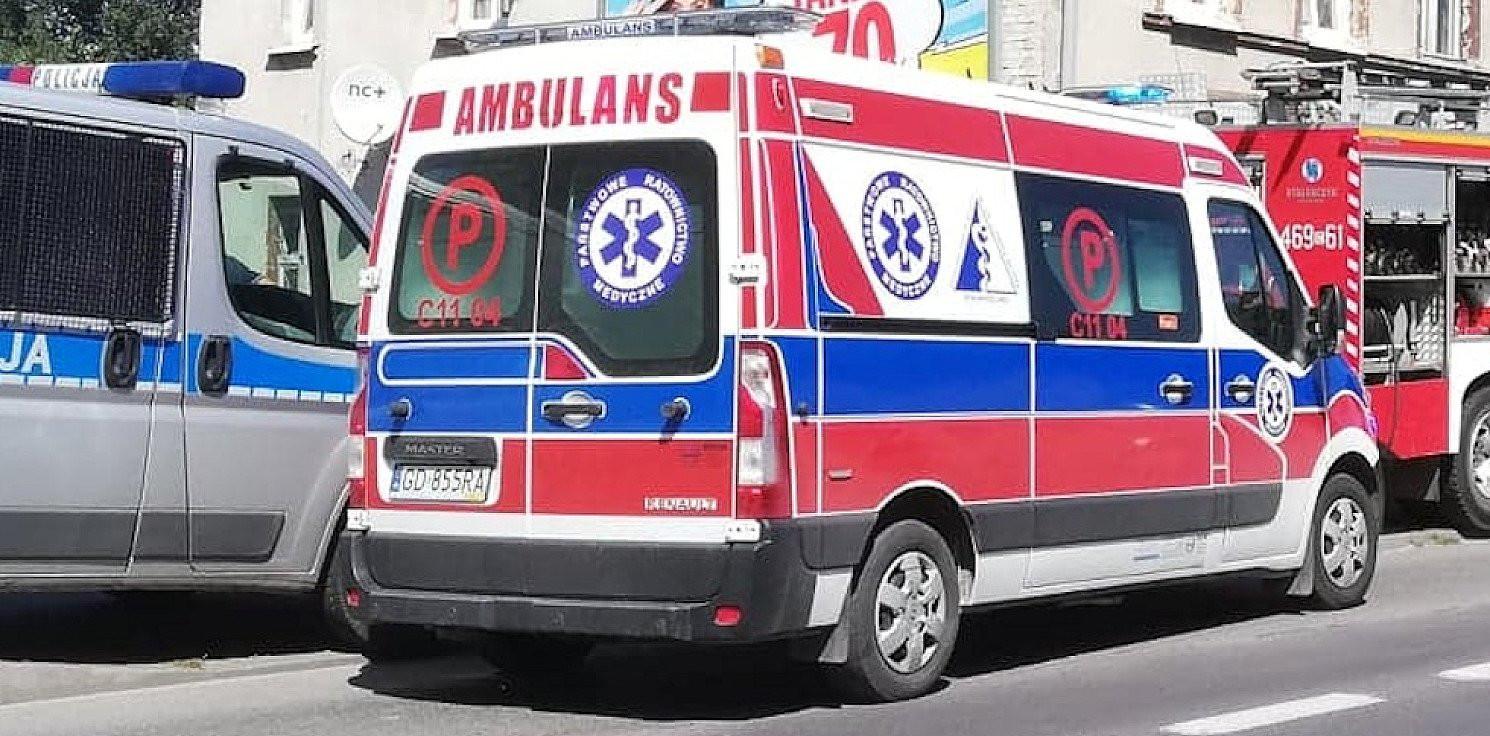 Kruszwica - Kobieta potrącona na pasach. Trafiła do szpitala