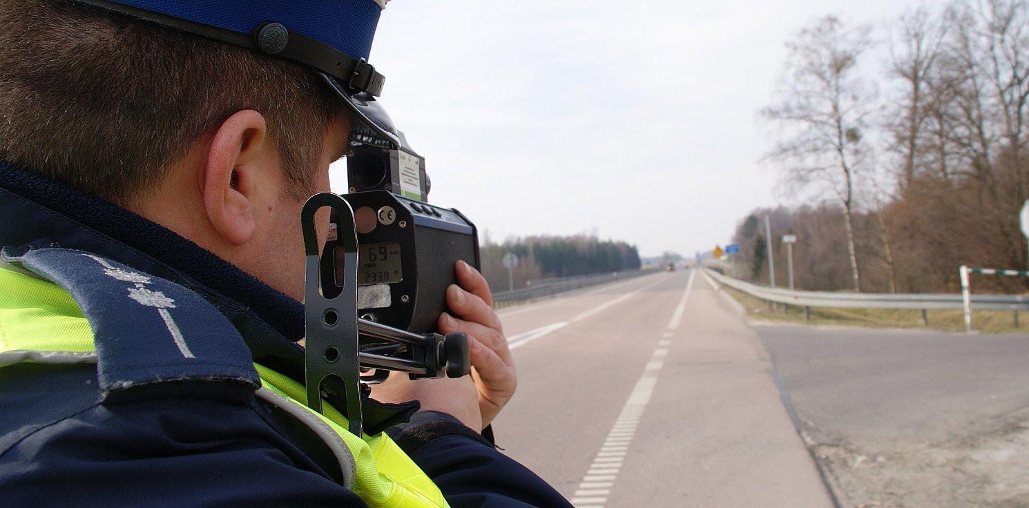 Złotniki Kuj. - Kierowcy stracili prawo jazdy za prędkość