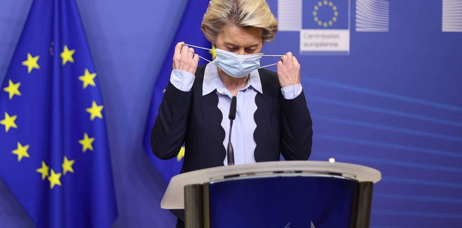 Świat - Von der Leyen: wkrótce sfinalizujemy umowę z Moderną ws. szczepionek