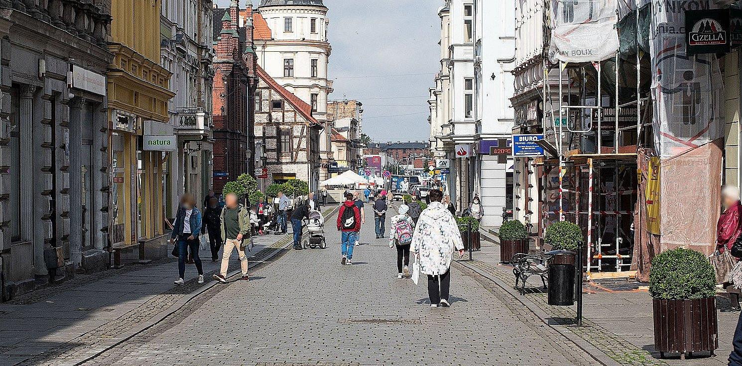 Inowrocław - Handlowcy apelują o umorzenie podatku