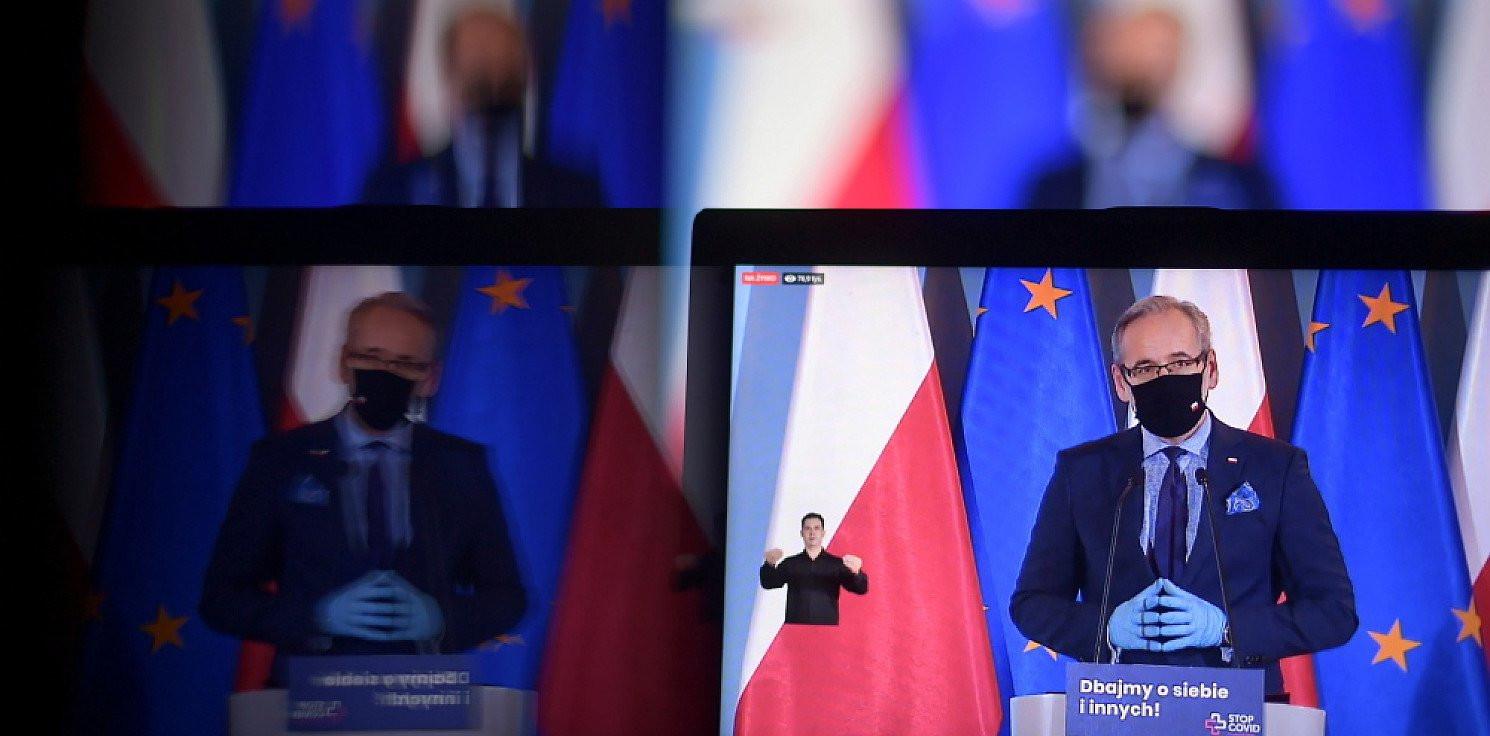 Kraj - Niedzielski: milion testów antygenowych jest już w Polsce