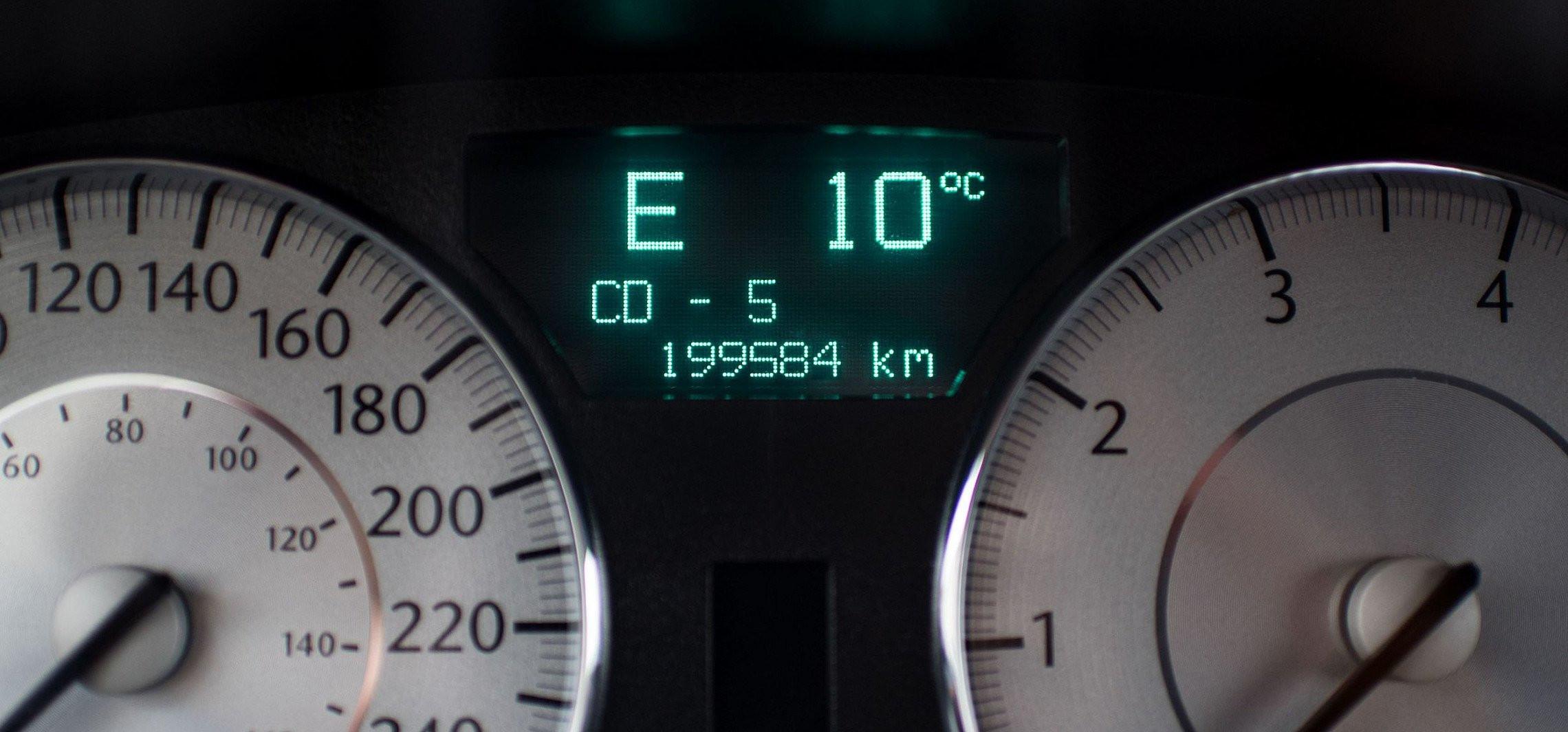 Znamy średni przebieg aut w Inowrocławiu