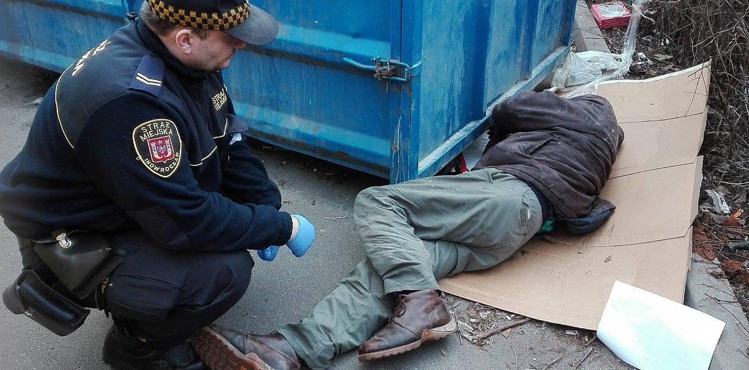 Inowrocław - W powiecie inowrocławskim przybywa bezdomnych