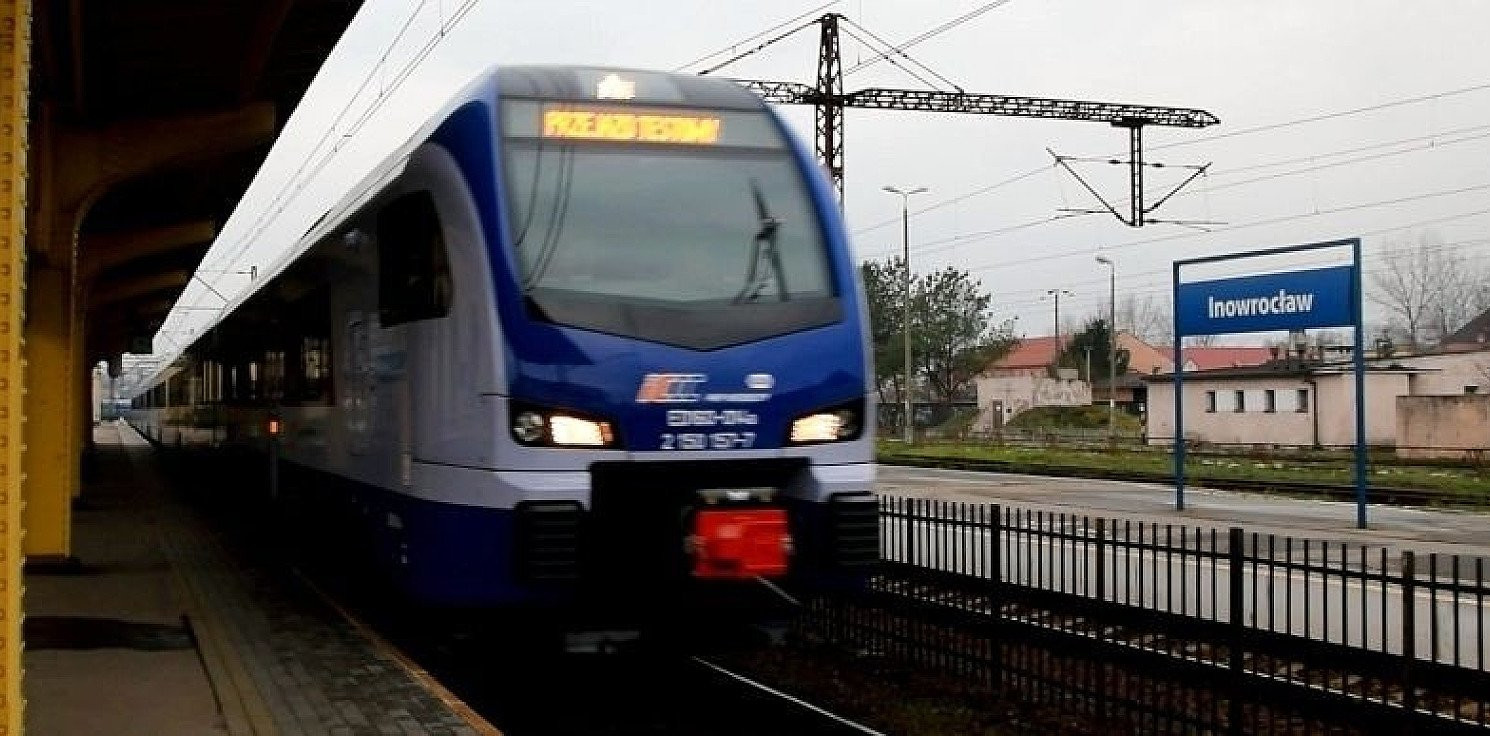 Inowrocław - Nowy rozkład jazdy PKP. Co się zmieni?