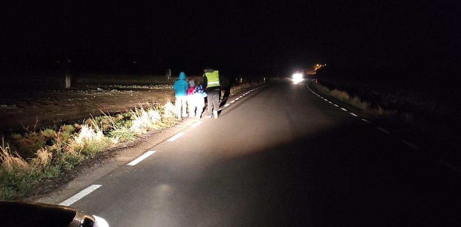Inowrocław - Policja sprawdza naszą widoczność na drogach