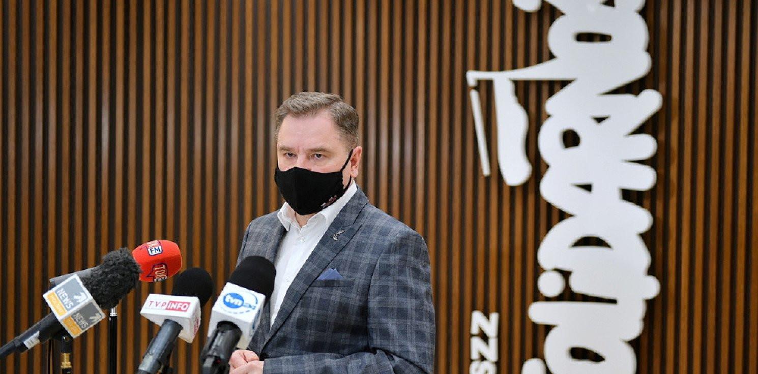 Kraj - Piotr Duda: niedziela handlowa 6 grudnia to zły pomysł