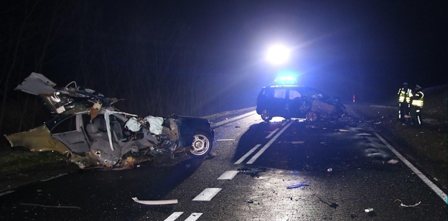 Kujawsko-Pomorskie - Tragedia na drodze. 16-latka z BMW nie przeżyła